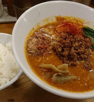 No.019 中野 ほおずきの激辛坦々麺に挑戦したら、体に異変が!?