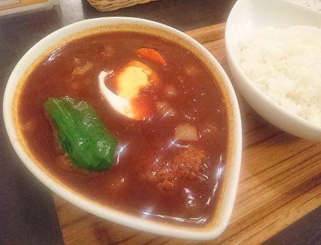 No.030 神保町 鴻(オードリー)黒ハンバーグカレー15倍に挑戦!