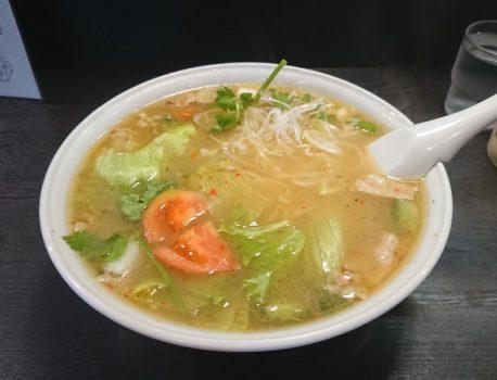 NO.058 支那そば屋 こうやの「極辣麺(カライカライそば)」はいかほどか!?
