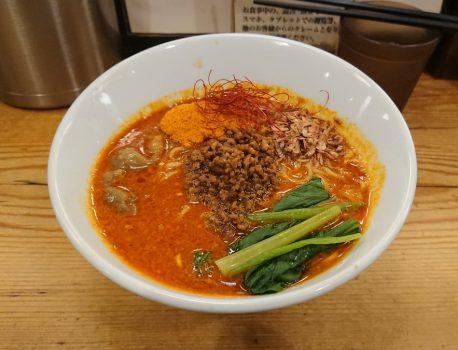 No. 057 中野のほおずき 「激しく辛い担々麺」の激しいってホント!?