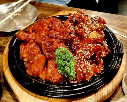 No.092 切望の激辛チキンを食べてきた【辛ちゃん】