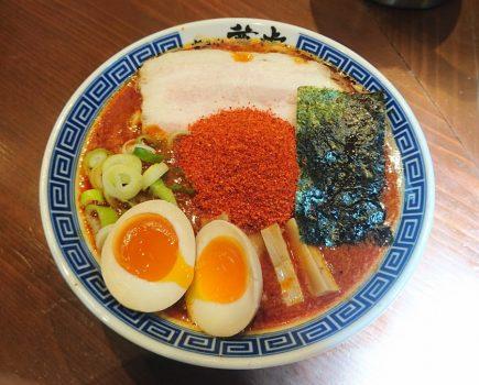 【激辛放浪記】No.107 まさに芸術!麺や 兼虎の辛辛魚【福岡】