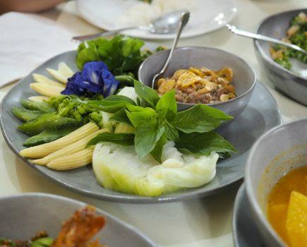 No.115 初の海外遠征 タイ バンコクの「クアクリン パックソット」で満喫!南タイ料理
