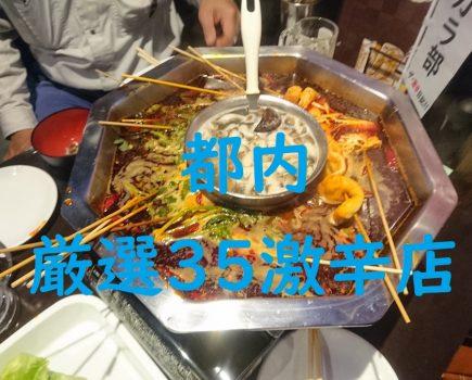 【激辛】2019年ジャンル別激辛レストラン 厳選34選【東京】