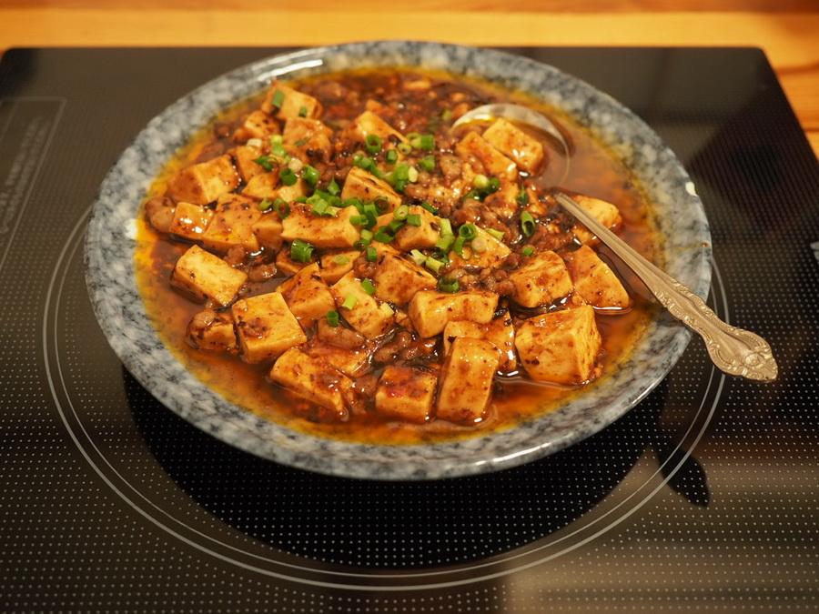 美味しい麻婆豆腐