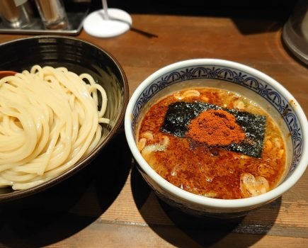 No.144 【夏季限定】三田製麺所の灼熱つけ麺 極限を試してみた【7・8月限定】