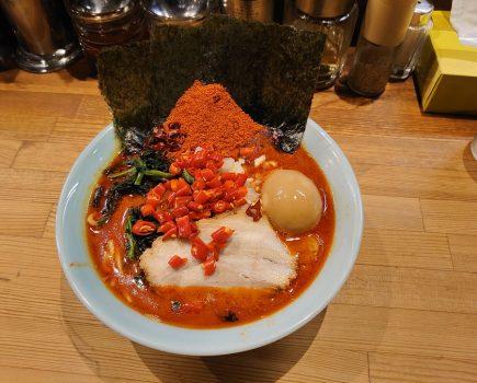 No. 154 横浜の鶴一家の地獄ラーメンはいかほどか