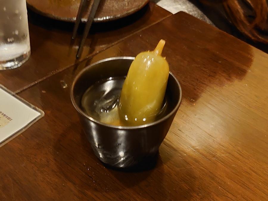 リーパーの香り、だけど中に入っているのはハバネロな不思議なお酒