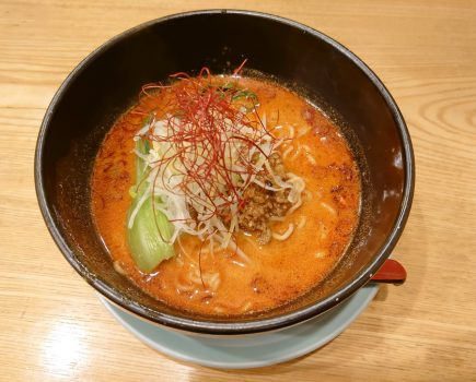 No.178 【激辛放浪記】京都激辛商店街 の雄『麒麟園』で「担々麺Level 5」を食らう!
