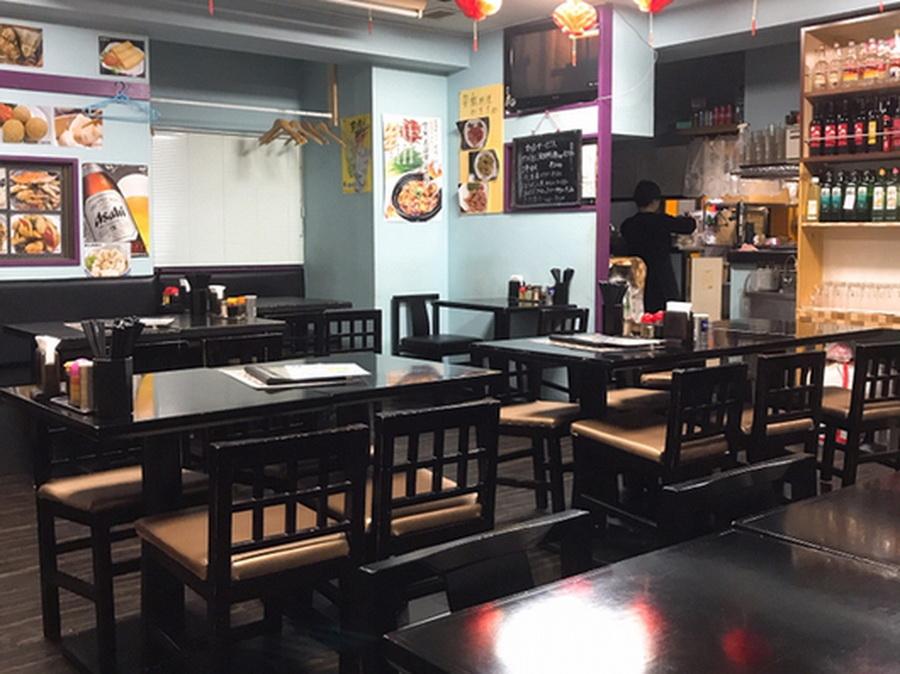 これも普通の中華料理屋って感じです。笑