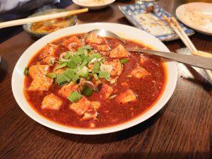 麻辣麻婆豆腐