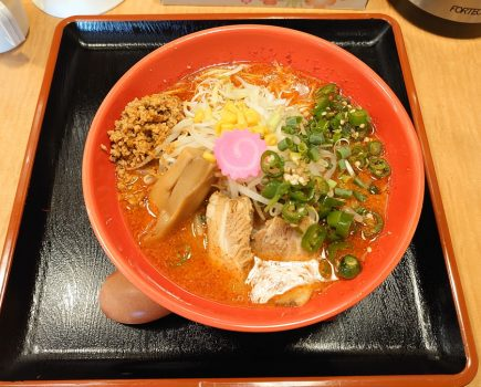 【激辛放浪記】No.207 北上の「味噌屋がんこ亭」で王道の激辛味噌ラーメンに出会った!